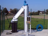HUBER Pumping Stations Screen ROTAMAT® RoK4