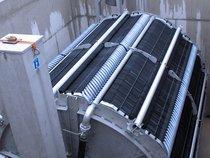 HUBER Vacuum Rotation Membrane VRM® Bioreactor