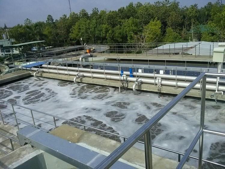 Công nghệ xử lý nước thải PTF tại Dự án thoát nước và xử lý nước thải TP Hạ  Long