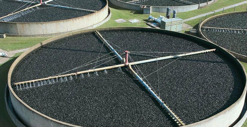 Xử lý nước thải bằng công nghệxử lý sinh học hiếu khí