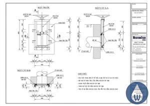VAN CỬA PHAI 4 MẶT KÍN MODEL WT-PS-4SS-500-SUS316