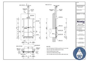VAN CỬA PHAI 4 MẶT KÍN MODEL WT-PS-4SS-600-SUS316