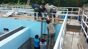 Dự án cấp nước thành phố Điện Biên
