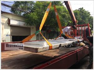 Dự án xử lý nước thải thị xã Bỉm Sơn